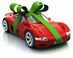 Car for gift